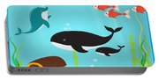 Under The Sea-jp2988 Portable Battery Charger