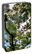 Under The Trees Portable Battery Charger