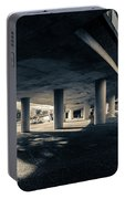 Under The Viaduct B Urban View Portable Battery Charger