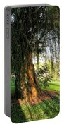 Under The Weeping Willow Portable Battery Charger