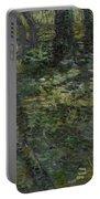 Undergrowth Saint Remy De Provence  July 1889 Vincent Van Gogh 1853  1890 Portable Battery Charger