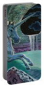 Unicorn Lake Portable Battery Charger