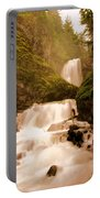 Union Creek Falls Portable Battery Charger
