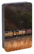 Union Pacific Locomotive Trains . 7d10551 Portable Battery Charger