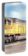Union Pacific Up - Railimages@aol.com Portable Battery Charger