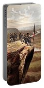 Union Soldiers On Lookout Mountain Portable Battery Charger