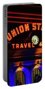 Union Station Lights Portable Battery Charger