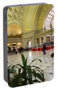 Union Station Main Hall And Waiting Room Portable Battery Charger
