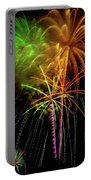 Unique Fireworks Portable Battery Charger