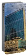 United Nations Headquarters Portable Battery Charger
