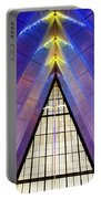 United States Air Force Academy Cadet Chapel 3 Portable Battery Charger