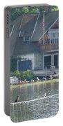 University Barge Club - Philadelphia  Portable Battery Charger