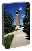 University Of Northern Iowa Bell Tower Portable Battery Charger