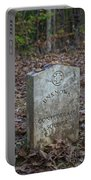 Unknown Confederate Soldier - Natchez Trace Portable Battery Charger