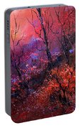Unset In The Wood Portable Battery Charger