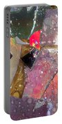 Untitled Abstract Prism Plates II Portable Battery Charger