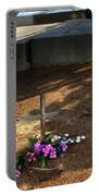 Untitled Grave Portable Battery Charger
