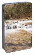 Upper Campbell Falls Portable Battery Charger