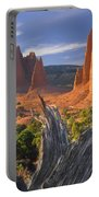 212645-upper Cathedral Valley  Portable Battery Charger