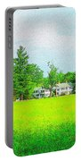 Upper Chestnut Street Field Portable Battery Charger
