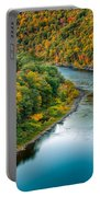 Upper Delaware River Portable Battery Charger
