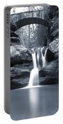 Upper Falls Hocking Hills Ohio Portable Battery Charger