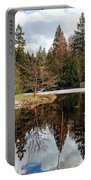 Upper Pond Reflections Portable Battery Charger