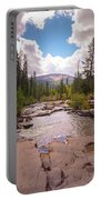 Upper Provo, Early Fall Portable Battery Charger