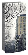Upper West Side Winter Portable Battery Charger
