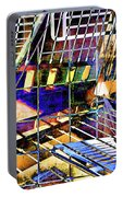 Urban Abstract 172 Portable Battery Charger
