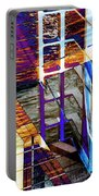 Urban Abstract 224 Portable Battery Charger