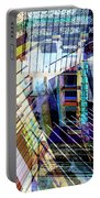 Urban Abstract 304 Portable Battery Charger