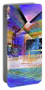 Urban Abstract 333 Portable Battery Charger