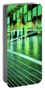 Urban Abstract 339 Portable Battery Charger