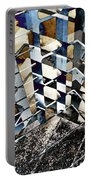 Urban Abstract 343 Portable Battery Charger