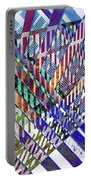 Urban Abstract 352 Portable Battery Charger