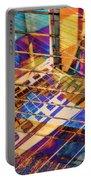 Urban Abstract 423 Portable Battery Charger