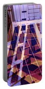 Urban Abstract 449 Portable Battery Charger