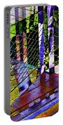 Urban Abstract 466 Portable Battery Charger