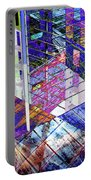 Urban Abstract 476 Portable Battery Charger