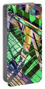 Urban Abstract 500 Portable Battery Charger
