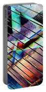 Urban Abstract 53 Portable Battery Charger