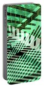Urban Abstract 561 Portable Battery Charger