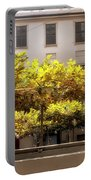 Urban Bower. Milan, Italy. Portable Battery Charger