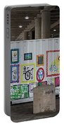 Urban Container Art I I I Portable Battery Charger