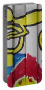 Urban Container Art Portable Battery Charger