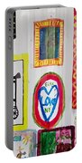 Urban Container Art V Portable Battery Charger