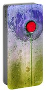 Urban Flower Portable Battery Charger
