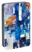 Urban Landscape No.1 Portable Battery Charger