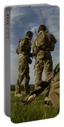 U.s. Air Force Combat Controllers Portable Battery Charger